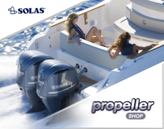 Solas Propellers New Zealand wide