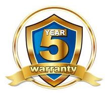 5 Year Solas Propeller Warranty